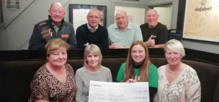Friends that Do raise over £6,000 for McMillan Cancer Support