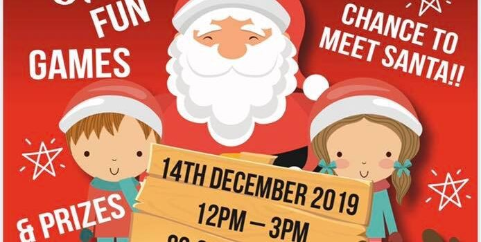 Children's Christmas Party on Sat 14th December